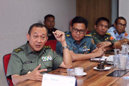 Kapuspen TNI: Orasi Robertus Robet Masukan Berharga Bagi TNI