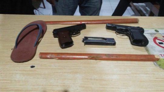 Mahasiswa Diberondong Tembakan Soft Gun di Jalan Sultan Agung