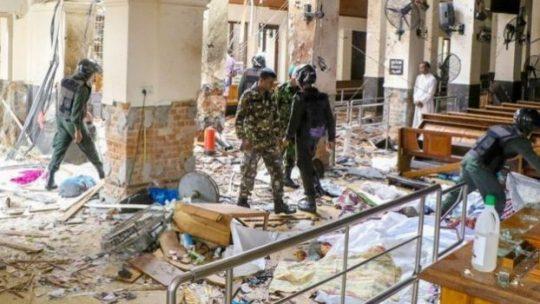 Ledakan Bom di Tiga Gereja dan Hotel di Sri Lanka, 207 Orang Tewas