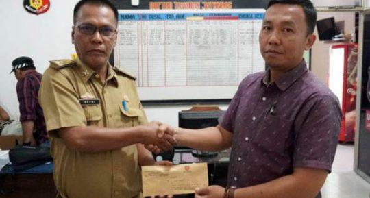 Catut Nama Plt Bupati Lamsel, Akun Palsu Facebook dan WA Dilaporkan ke Polisi