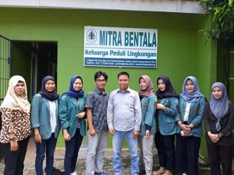 Delapan Mahasiswa FISIP Unila Magang di Mitra Bentala