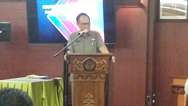 Rektor Unila, Prof. Dr. Hasriadi Mat Akin