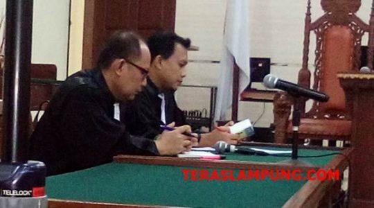 Ini Komentar JPU KPK tentang Pledoi Penasihat Hukum Zainudin Hasan