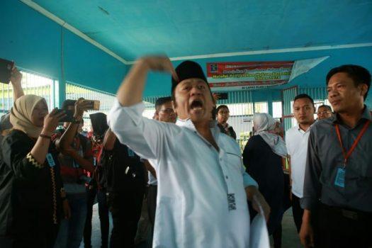Video Bupati Lampung Selatan Nonaktif Zainudin Hasan Marah Besar di Lapas Rajabasa