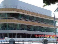 Dermaga Eksekutif Pelabuhan Bakauheni, Lampung Selatan (Teraslampung.com/Zainal Asikin)