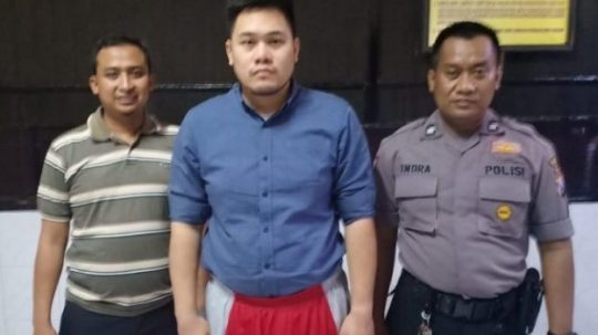Pilot Lion Air Penganiaya Pegawai Hotel Akhirnya Menginap di Hotel Prodeo