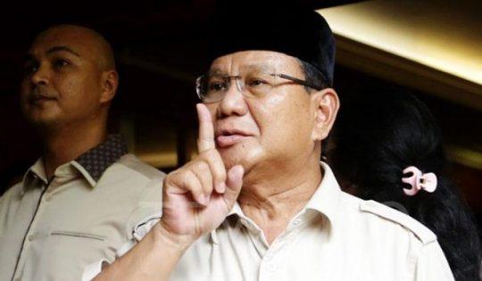 Setelah Bertemu PDIP dan PPP, Prabowo akan Bertemu Parpol Lain
