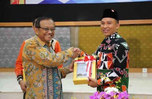 Kabupaten Lampung Barat Raih Opini WTP dari BPK