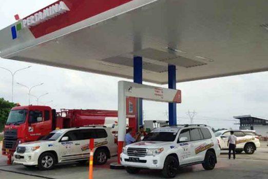 Pertamina Tambah Pasokan BBM di 62 Titik Tol Trans Jawa dan Tol Trans Sumatera