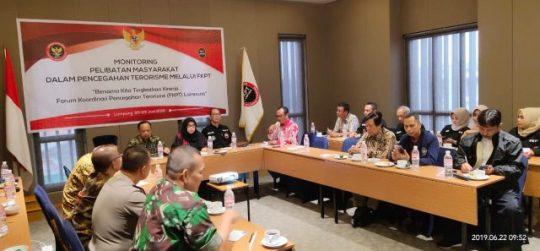 Pemprov Lampung akan Dukung Anggaran FKPT