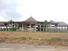 Proyek Kota Baru yang digarap Pemprov Lampung era Gubernur Sjachroedin ZP terhenti di era Gubernur Ridho Ficardo (2014-2019). Kini proyek tersebut akan dilanjutkan Gubernur Arinal Djunaidi.