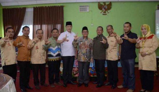 Kembangkan Pariwisata, Pemkab Mesuji Studi Banding di Danau Ranau