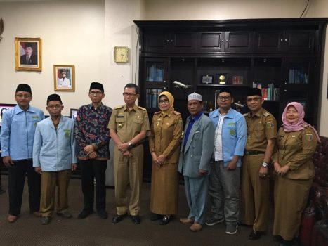 Ade Utami Ibnu: FASI XII Nasional BKPRMI Dihelat di Lampung