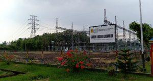 Gardu Induk Kalianda, Lampung Selatan