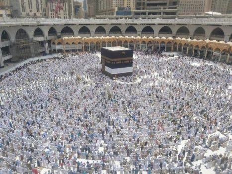 Lebih 128 Ribu Jamaah Haji Indonesia Sudah Tiba di Makkah