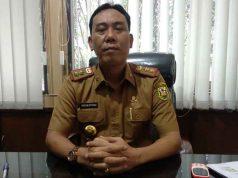 Kepala Dinas Perumahan dan Pemukiman Kota Bandarlampung Yustam Effendi.