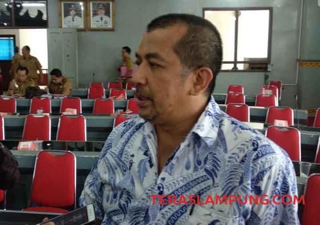 Ketua Tim Koordinasi Supervisi dan Pencegahan (Korsupgah) KPK-RI Wilayah III, Dian Patria