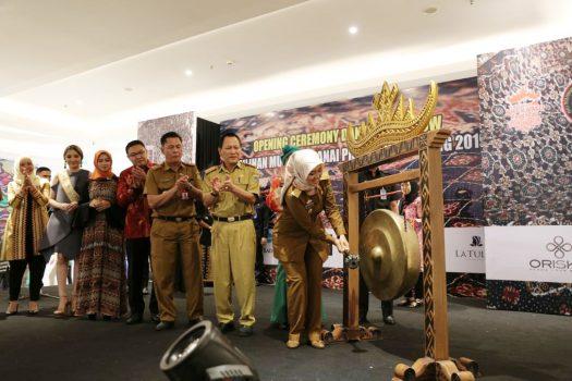 Wagub Nunik Buka Pemilihan Muli Mekhanai Lampung 2019