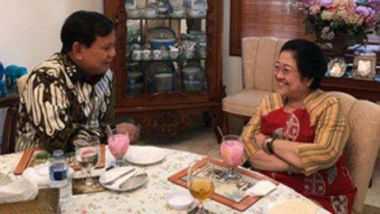 Prabowo akan Hadiri Kongres PDIP di Denpasar