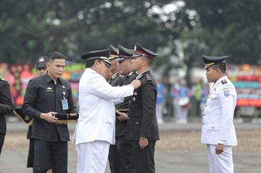 HUT Bhayangkara, Gubernur Lampung Mengapresiasi Kinerja Personel Polri