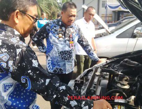 12 Pejabat Lampung Utara Mangkir dalam Pemeriksaan Mobil Dinas