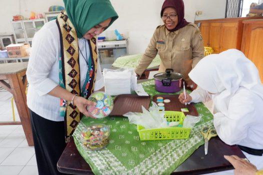 Karya Anak Berkebutuhan Khusus di Lampung akan Punya Ruang di Dekranasda