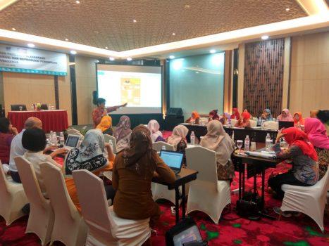 Damar Gelar Workshop Penyusunan Panduan KSR