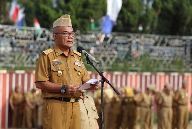 Asisten Bidang Pemerintahan dan Kesra Pemprov Lampung, Irwan Marpaung