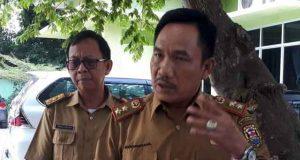 Kepala Dinas Lingkungan Hidup Kota Bandarlampung Sahriwansyah
