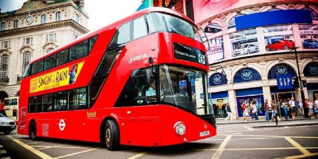 Transportasi umum di kota London.[london.gov.uk]