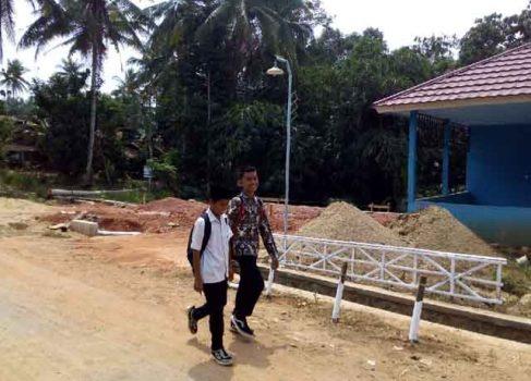 Desa Tamanjaya Akhirnya Miliki Gedung PAUD