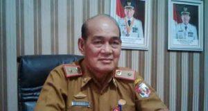 Sekretaris DPRD Lampung Utara, Adrie