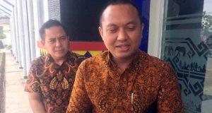 Senior Vice President BJB cabang Lampung, Dicky Syahbandinata