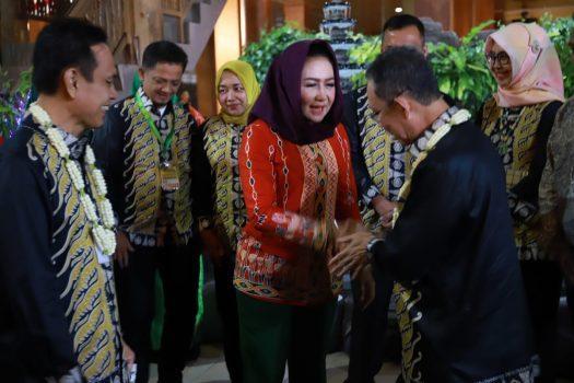 Hadiri Pekan Raya Lampung, Ini Kata Bupati Tulangbawang