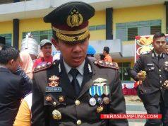 kapolres Lampung Utara, AKBP Budiman Sulaksono