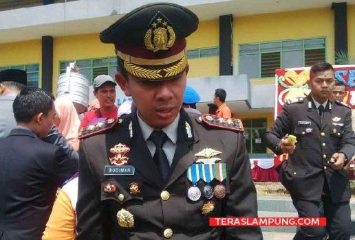 Kapolres Janji Percepat Penanganan Kasus Mantan Wakil Bupati Lampung Utara
