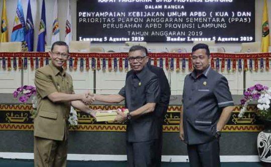 Anggaran Minim, Pemprov Lampung Klaim akan Optimalkan Kualitas Pelayanan Publik
