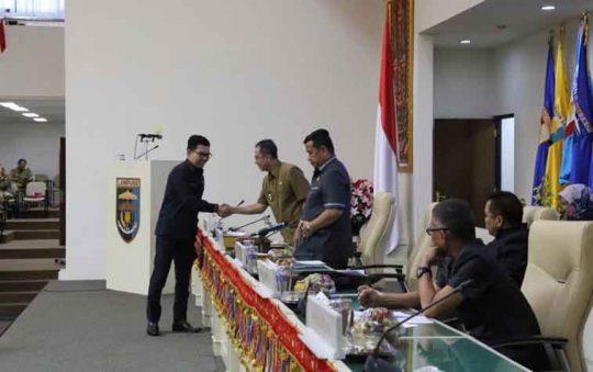 DPRD Lampung Kembali Bahas Raperda Pembentukan Susunan OPD
