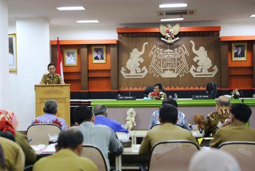 Pemprov Lampung Sosialisasikan Tata Kelola dan Implementasi Indikasi Geografis Lada Hitam