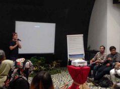 Mulyadi atau Mumu dari Gaya Lentera Muda Lampung (GayLam).