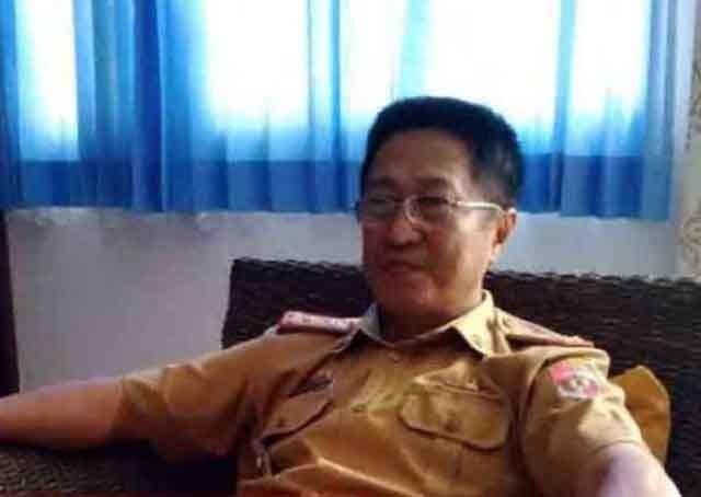 Kepala Badan Perencanaan Pembangunan Daerah (Bappeda) Lampung Utara, Syahrizal Adhar Feaby Teraslampung.com