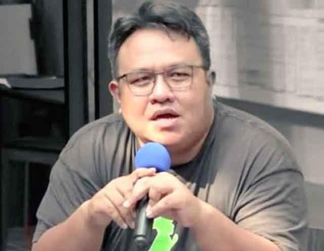 Dandhy Dwi Laksono (Foto: dok WatchdoC Documentary)