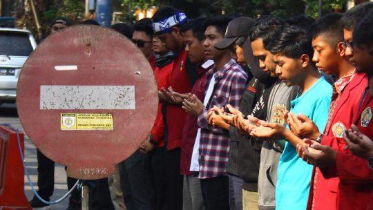 2 Mahasiswa Kendari Tewas Saat Unjuk Rasa, Polisi Temukan 3 Selongsong Peluru