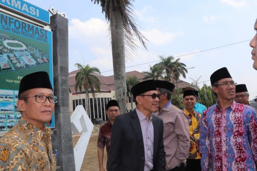 PBNU Tinjau Kesiapan Lampung Jadi Tuan Rumah Muktamar ke-34 NU