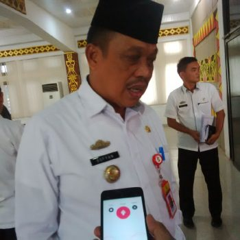 Pimpinan Sementara DPRD Lampura Klaim Bisa Bahas RPJMD 2019-2024