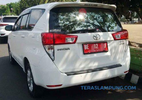 CC Mobil Dinas Pimpinan DPRD dan Pejabat Eselon Lampura Diduga tak Sesuai Aturan