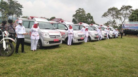 Parosil: Ambulans Hebat, Wujud Pelayanan Paripurna Kesehatan Lampung Barat