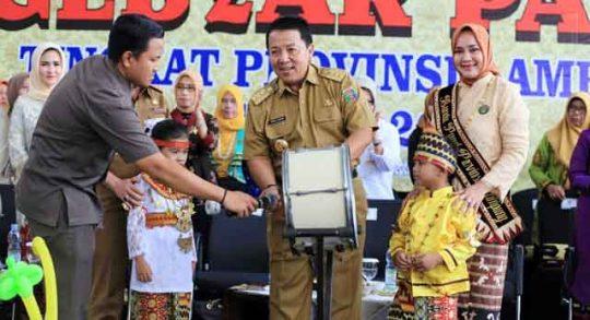 Gubernur Arinal Djunaidi Ingatkan Pentingnya PAUD