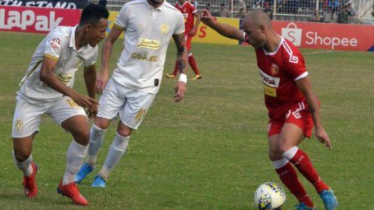 Badak Lampung Kandaskan Persija Jakarta 1-0