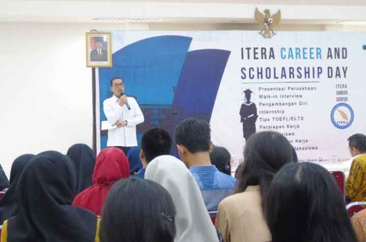 Gelar Career Day, Itera Fasilitasi Alumni Terhubung dengan Dunia Kerja